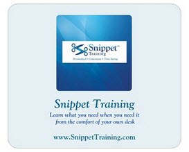 Snippet Training Mouse Pad